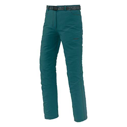 Trangoworld Elbert Pantalones Largos, Mujer, Azul, L