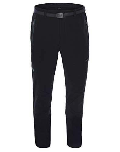 Ternua Pantalon Wilbur Pant, género, Black, L