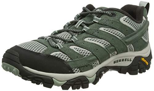 Merrell MOAB 2 Vent, Zapatillas de Senderismo Mujer, Verde (Laurel), 36 EU